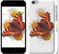 "Чехол на iPhone 6s Красивая бабочка v3 ""2009c-90"""