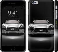"Чехол на iPhone 6 Plus Infiniti v3 ""3118c-48"""