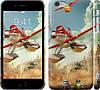 """Чехол на iPhone 6s Plus Самолеты: Огонь и вода """"2617c-91"""""""