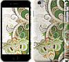"""Чехол на iPhone 6s Plus Узор v9 """"1843c-91"""""""