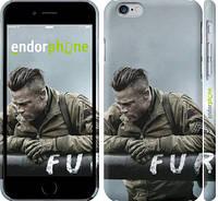 "Чехол на iPhone 6s Ярость ""2578c-90"""