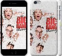 "Чехол на iPhone 6s Plus Теория большого взрыва v2 ""2680c-91"""