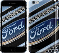 "Чехол на iPhone 6s Plus Ford ""3110c-91"""