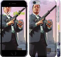 "Чехол на iPhone 6s GTA 5. Heroes 3 ""955c-90"""