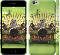 """Чехол на iPhone 6s Диджей-Енот """"184c-90"""""""