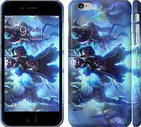"""Чехол на iPhone 6s Plus Dota 2. Heroes 5 """"968c-91"""""""