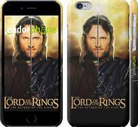 """Чехол на iPhone 6s Властелин колец. Виго Мортенсен """"284c-90"""""""