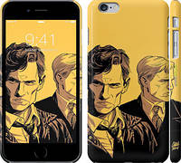 """Чехол на iPhone 6s Plus Настоящий детектив """"2651c-91"""""""