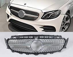 Mercedes E-klass W213 Передня решітка Diamond V1