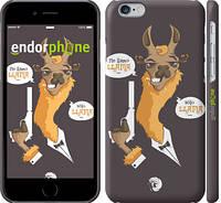 """Чехол на iPhone 6 Solo Llama """"2985c-45"""""""