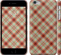 """Чехол на iPhone 6s Plus Клетка v1 """"887c-91"""""""