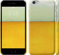 """Чехол на iPhone 6s Пиво """"1145c-90"""""""
