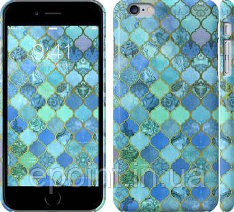 """Чехол на iPhone 6s Plus Марокканский узор """"2848c-91"""""""