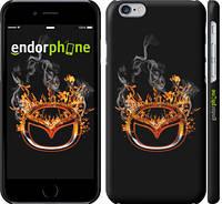 "Чехол на iPhone 6s Burning Mazda logo ""3121c-90"""
