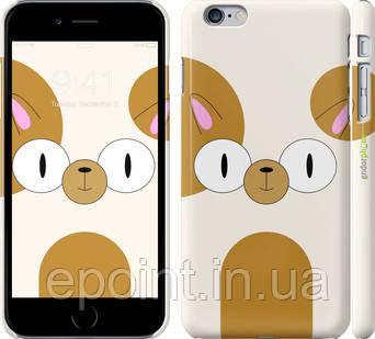 "Чехол на iPhone 6s Plus Adventure Time. Cake ""2444c-91"""