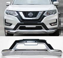 Nissan X-trail T32 /Rogue 2014↗ рр. Передня і задня накладки V4 (2016-2021)