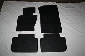 BMW X3 E-83 2003-2010 гг. Резиновые коврики (4 шт, Stingray Premium)