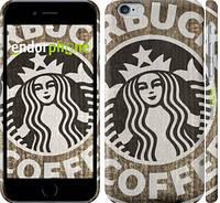 "Чехол на iPhone 6 Starbucks v34 ""3093c-45"""
