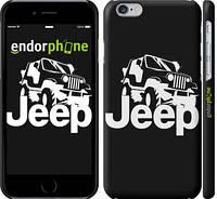 """Чехол на iPhone 6s Jeep v2 """"3166c-90"""""""