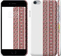 """Чехол на iPhone 6s Вышиванка 30 """"598c-90"""""""