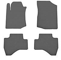 Citroen C-1 2005-2014 рр. Гумові килимки (4 шт, Stingray Premium)