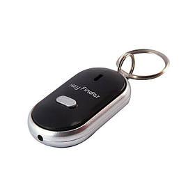 Брелок для пошуку ключів, відгукується на свист DZGOGO Key Finder UZ (00815)