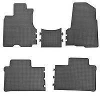 Honda CRV 2001-2006 рр. Гумові килимки (4 шт, Stingray Premium)