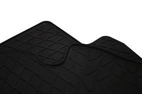Hyundai Accent 2017↗ рр. Гумові килимки (4 шт, Stingray Premium)