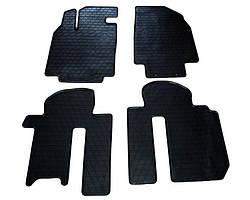 Mazda CX-9 2007-2016 рр. Гумові килимки (4 шт, Stingray Premium)