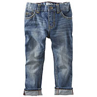 Теплые джинсы на флисовой подкладке для мальчика (США)