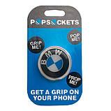 Держатель для телефона PopSockets с липучкой BMW (tdx0000404), фото 3