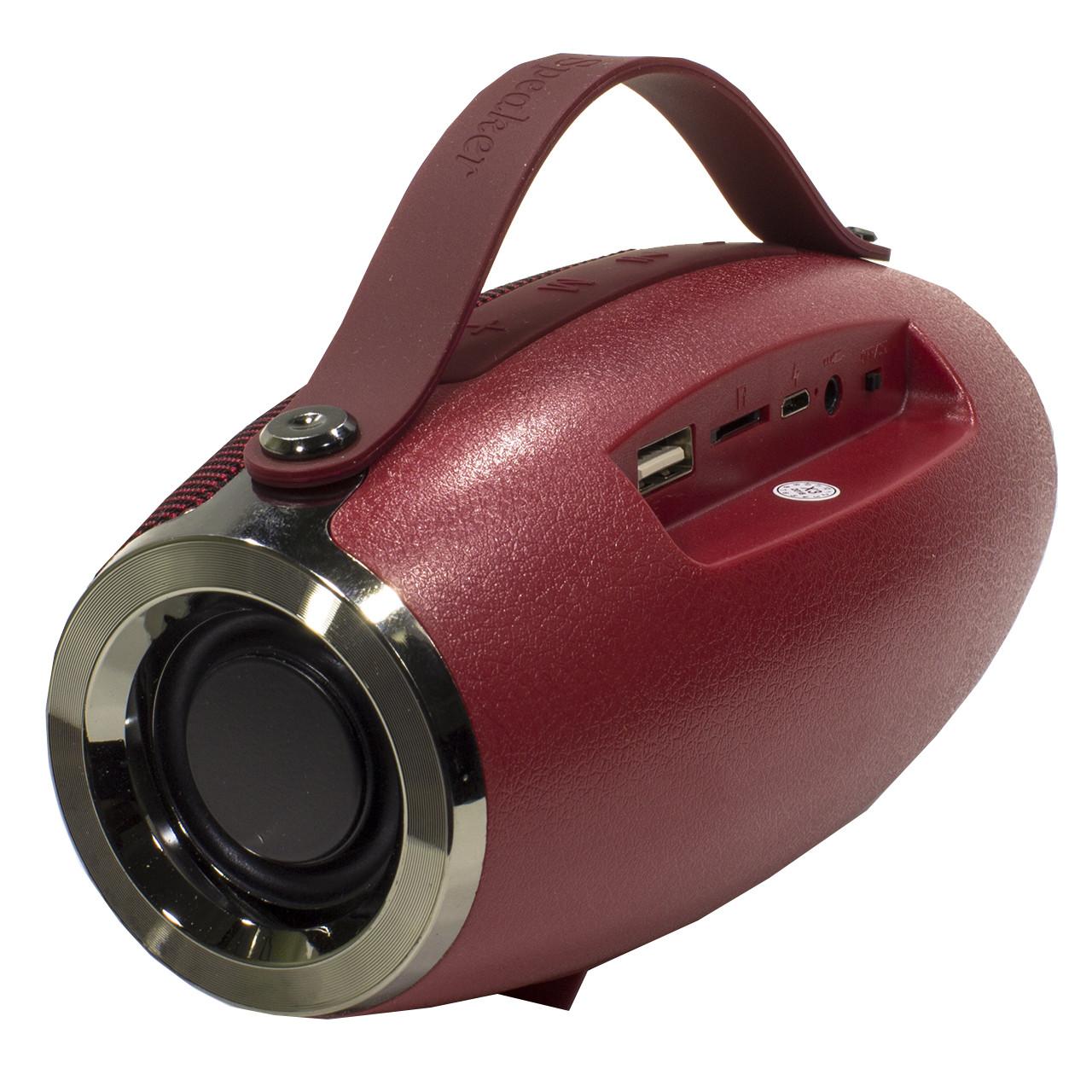 Bluetooth колонка LZ E16 mini Red (2951-8371a)