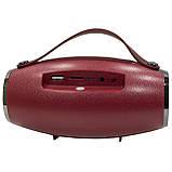 Bluetooth колонка LZ E16 mini Red (2951-8371a), фото 3