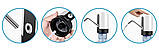 Сенсорная помпа для воды Trend-mix CHARGING PUMP электрическая Черная (tdx0000503), фото 2