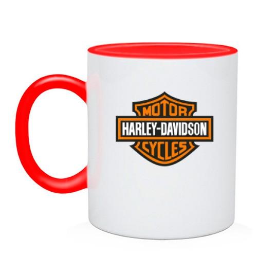 Чашка Харлей