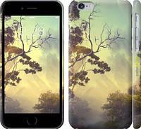 """Чехол на iPhone 6s Утро """"1045c-90"""""""