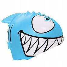 Шапочка для плавания детская SportVida OneSize Blue (SKL41-227800)