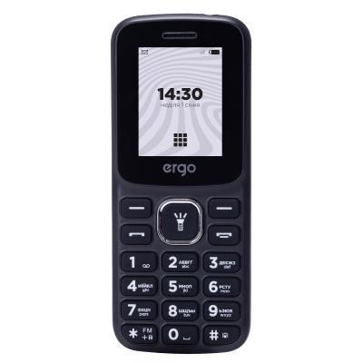 Мобильный телефон Ergo B182 Black