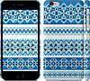 """Чехол на iPhone 6s Plus Вышиванка 42 """"1176c-91"""""""