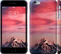 """Чехол на iPhone 6s Plus Красочный закат """"2874c-91"""""""