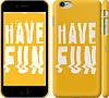 """Чехол на iPhone 6s Plus Have fun 2 """"2104c-91"""""""