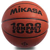 Мяч для баскетбола №6 PU MIKASA BQ1000