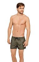 Короткие шорты для купания Marc & Andre MS20-05 46(S) Хаки Marc & Andre MS20-05