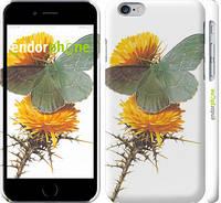 "Чехол на iPhone 6s Красивая бабочка v6 ""2019c-90"""