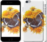 "Чехол на iPhone 6s Plus Красивая бабочка v5 ""2018c-91"""