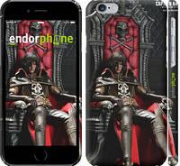 """Чехол на iPhone 6s Космический пират Харлок v2 """"2624c-90"""""""