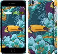 """Чехол на iPhone 6s Тропики """"2852c-90"""""""