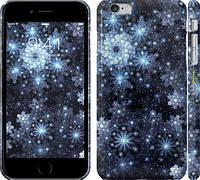 """Чехол на iPhone 6s Plus Снежинка """"1744c-91"""""""