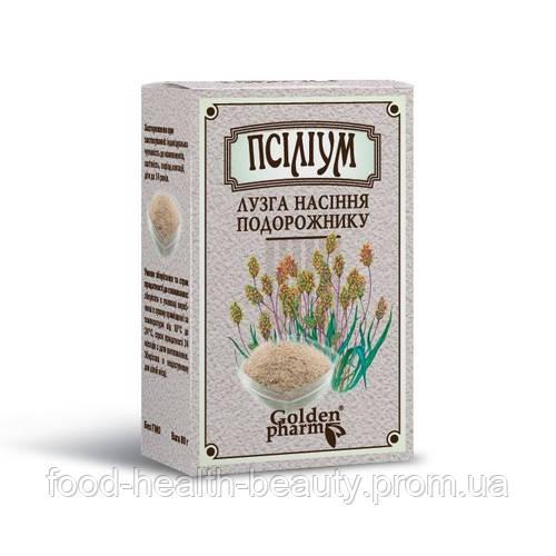 Псиллиум (лушпиння насіння подорожника) 80 г