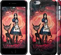 "Чехол на iPhone 6s Plus Alice ""533c-91"""